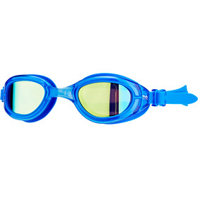 TYR Special Ops 2.0 Goggles Kinder gold/blue